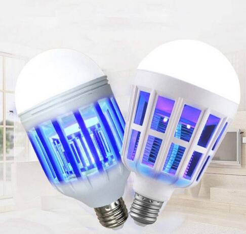 E27 15W Bird Cage Anti-mosquito LED Lighting Bulb