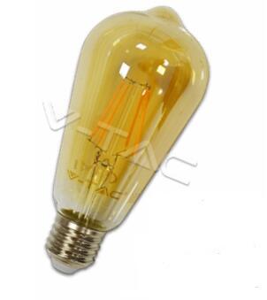 E27 2200K  LED filament bulb 300LM