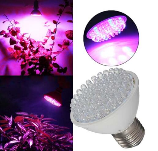 E27 5W High Efficiency LED Plant Grow Lamp