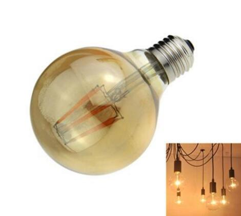 E27 6W 1200lm 6-LED European Style Retro Antique Incandescent Bulb
