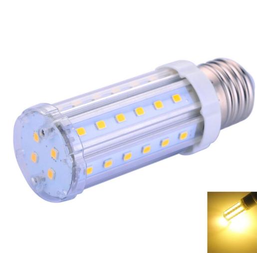 E27 7W 40-LED SMD2835 840LM LED Corn Lamp