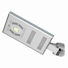 Eneltec Integrated Solar LED Street Lights 8W-70W 950W-7300lm