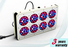Full spectrum led grow lights 3W Single Trips