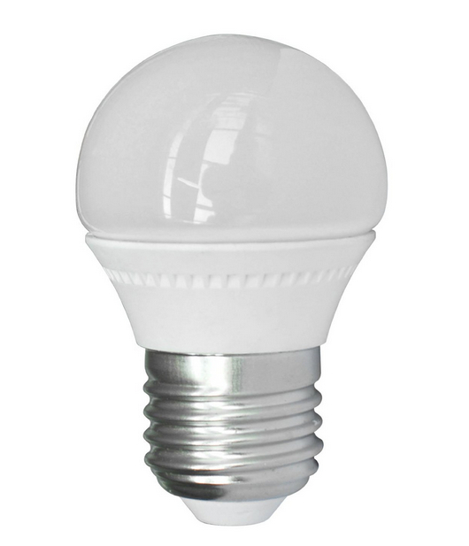 G16 LED Globe Light Bulb 250 Lumen Bright White Light