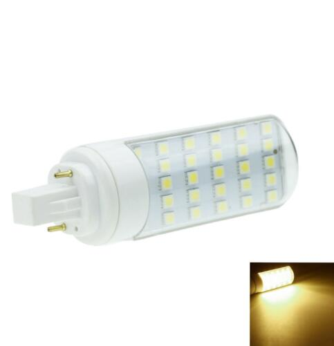 G24 6W Warm White 3000-3500K 360-420LM LED Bulb
