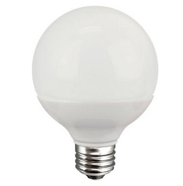 G25 40W Dimmable LED Light Bulb