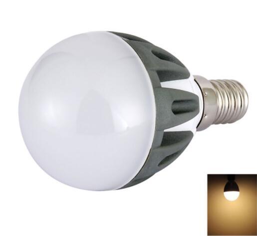 G45 E14 3.5W 18-LED 180-Degree LED Bulb