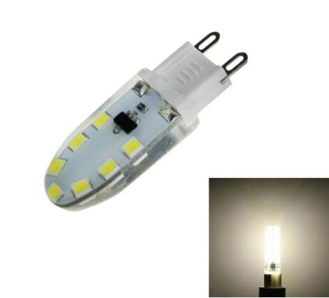 G9 4W 2835SMD 520LM Dimming LED Corn Light