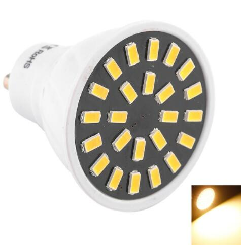 GU10 5W 2800-3200K LED Spotlight