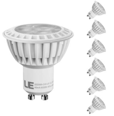 GU10 5W LED Light Bulbs Dimmable