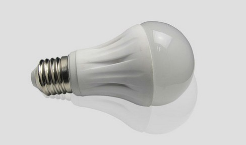 High Lumen 5W E27 Ceramic LED Bulb