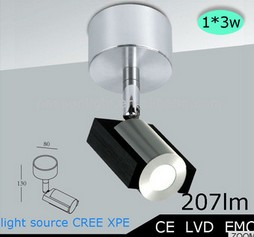 High brightness AC100-240V LED spot lighting