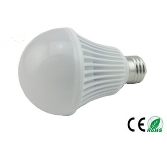 High luminance 3 year warranty 7w e27 led bulb