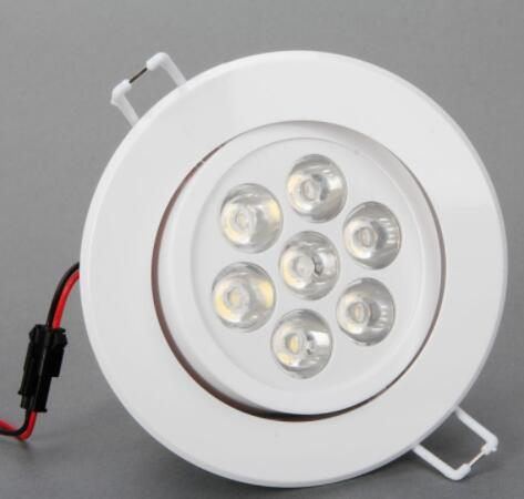 High-power 7W 560-630LM LED Ceiling Lamp