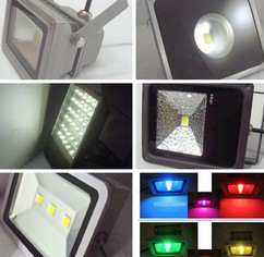 Hot sale outdoor LED flood light IP65 Factory directly led flood fixture
