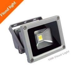 IP65 10W AC85-265V led flood light with high power