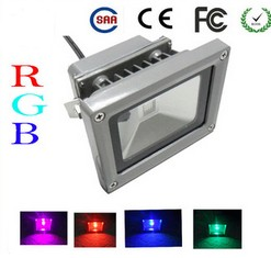 IP65 explosion proof lighting fixture rgb led flood lights