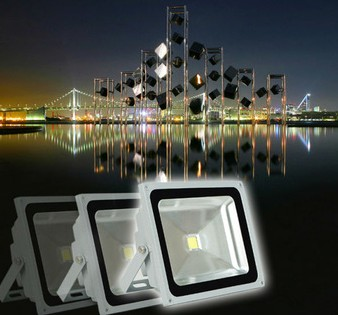IP65 outdoor 50w explosion proof led floodlight best led light fixtures