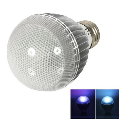 Integrate RGB 9W LED Globe bulb