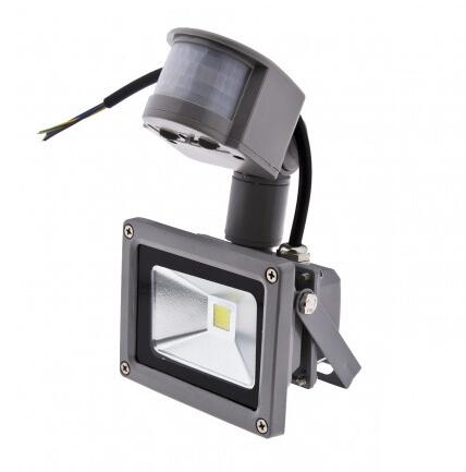 Integrated 10W 800-900lm Natural White LED Flood light