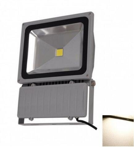 Integrated Warm White 100W LED Floodlight