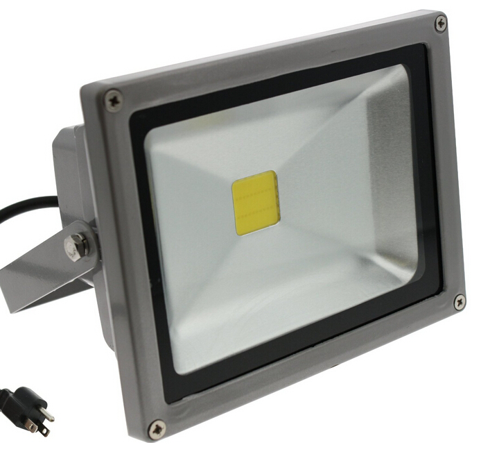 LED Flood Light Cool White Lamp Landscape Outdoor