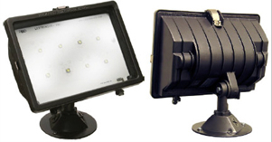 LED Outdoor Flood Lights for Solar Applications