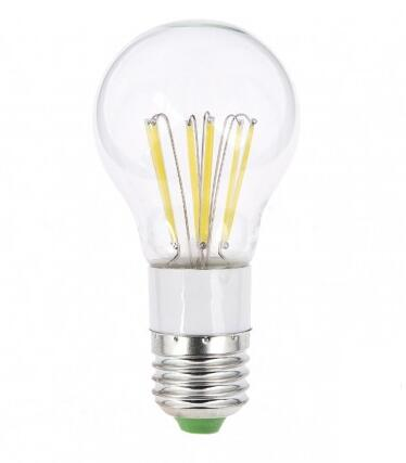 LED Ball Bulb E26 6W 6-LED 540lm Warm White