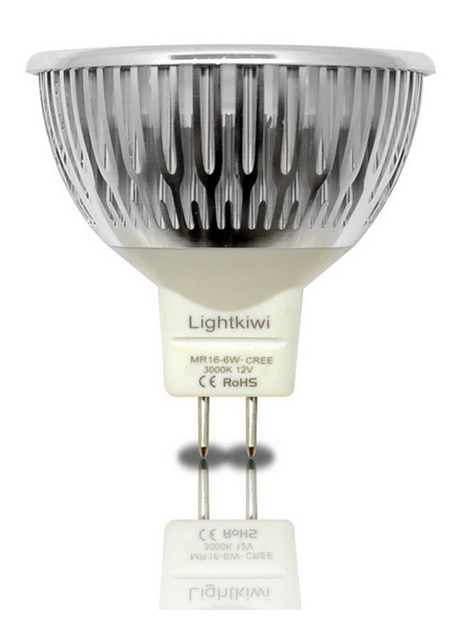 MR16 Warm White LED Spot Light Bulb