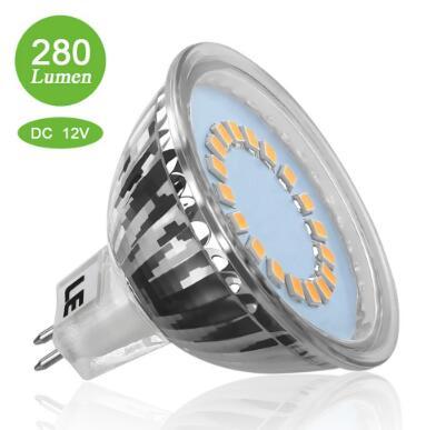 MR16 GU5.3 36 Deg. 12V 9W LED Bulb