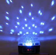 Mini LED Stage Light RGB Crystal Magic Ball Effect light