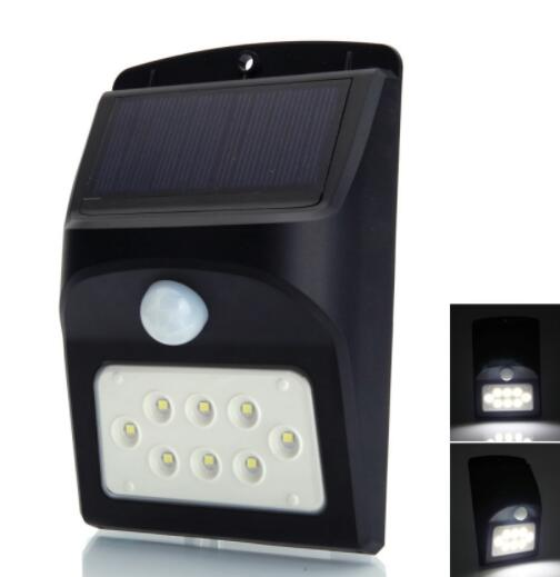 Motion Sensing 1200LM 120-Degree LED Flood Light