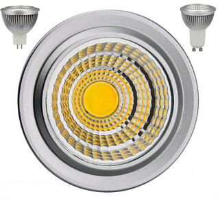 New Design MR16 COB LED Spotlight