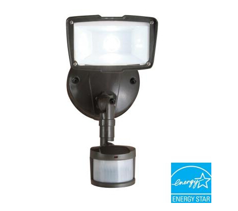 Outdoor LED Security Floodlight 110 Degree