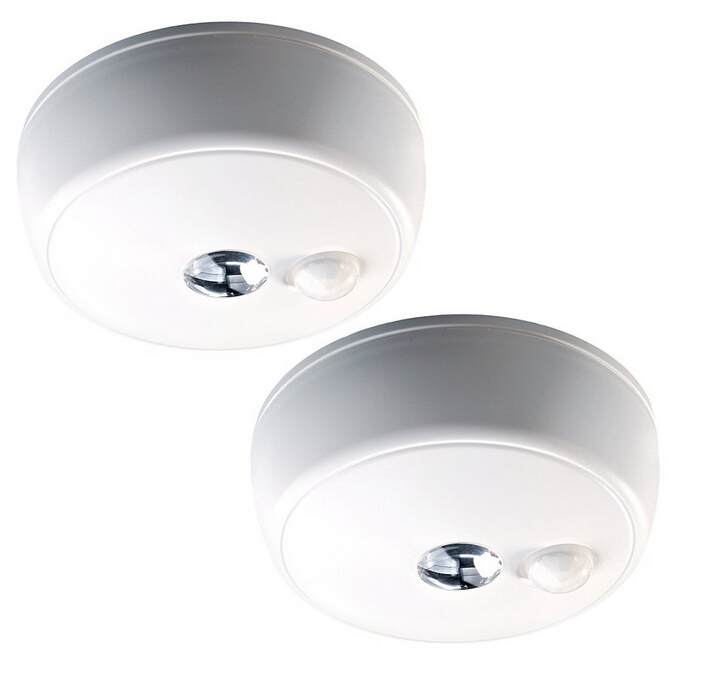 Outdoor Motion Sensing LED Ceiling Light