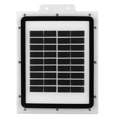 Outdoor Solar LED Flood Light IP65 Rated 415 Lumens