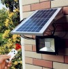 Outdoor Solar Powered Garden 20W 40 LED Flood Light