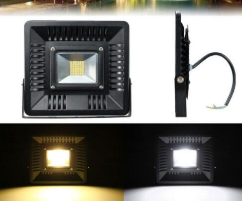 Outdoor Ultrathin 50W LED Flood Light