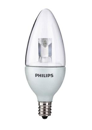 Philips 25W Equivalent Soft White LED Light Bulb