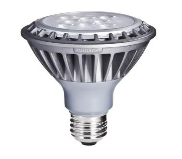 Philips 75W Equivalent Bright White PAR30S Dimmable LED Spot Light