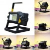 Portable 50W 36 LED Rechargeable Flood light