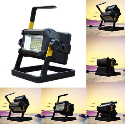 Portable 50W 36 LED work flood light