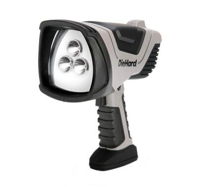 Rechargeable Pistol Grip LED Spotlight