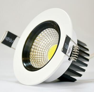 SMD 6 Watt COB LED Downlight 60W Halogen