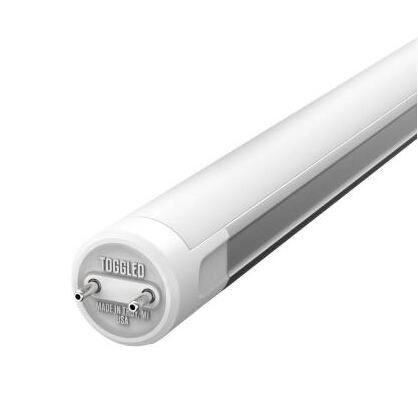 T8 10.8-Watt Bright White LED Tube Light