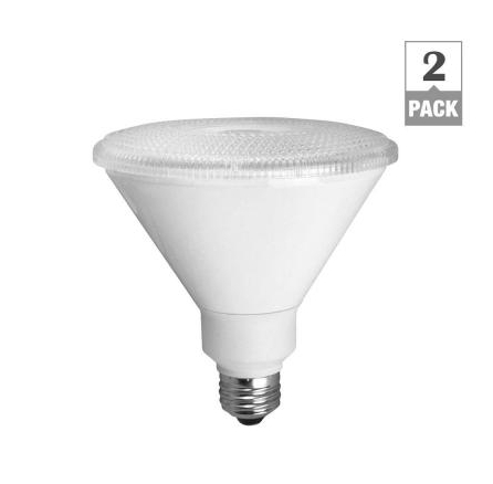 TCP 90W Equivalent Soft White (2700K) PAR38 LED Light Bulb