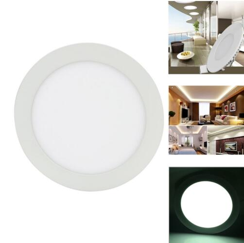 Ultra Slim LED Ceiling Panel Lights 15W
