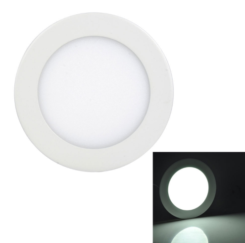 Ultra Slim Recessed 9W LED Downlight
