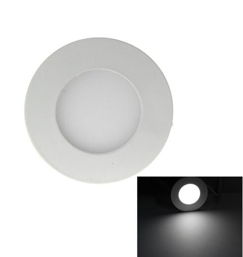 Ultra Slim Round 3W 265LM LED Downlight