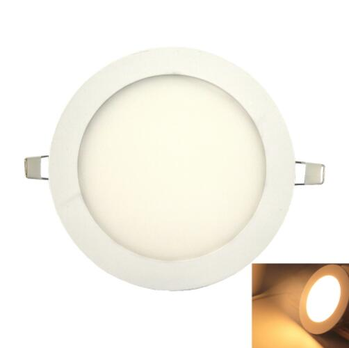 Ultra-thin 24W 120-2835SMD LED Downlight